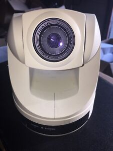 Sony Evi d70c Ntcs Pan tilt zoom Camera Skype meeting Webcam Color Video