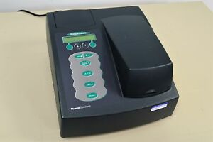 Thermo Spectronic Genesys 20 Visible Spectrophotometer 4001 000