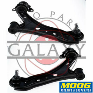 Moog Replacement New Rk Front Lower Control Arms Pair For Ford Mustang 05 10