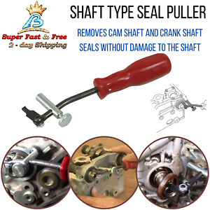 Lisle Shaft Seal Puller Tool Automotive Tools Supplies Remover Motorcycle Auto