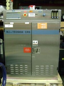 2710 Watkins johnson Teos958 Crs 3 5 Crs Chemical Delivery System