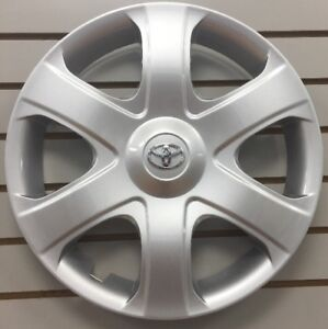 2009 2010 Toyota Matrix 16 6 Spoke Hubcap Wheel Cover Factory Oem 42621 02101