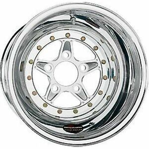 Billet Specialties Csb035106150 Comp 5 Rear Wheel 15x10 Size Polished