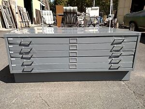blueprint Plan Or Art File 5 Drawer 41 x53 W stand Wedeliverlocallynorthernca