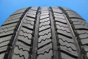 One Used Goodyear Viva 3 All Season 195 65 15 8 9 32 Tread Repair Free B1224