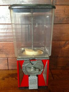 A a Northwestern Folz Style Super 60 Gumball Candy Bulk Vending Machine