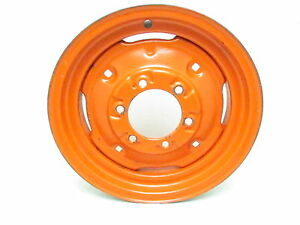 Power King Economy Tractor Rear Wheel 16 Rim Narrow