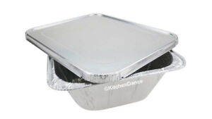 Combo Pack 1 2 Size Steam Table Extra Deep 10 Pans 10 Lids 4288l