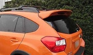 Pre Painted Any Color Rear Hatch Spoiler For 2013 2017 Subaru Impreza Wagon Abs