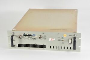 Comtech Pst Ar178238 30 1 7 2 3 Ghz Solid State Amplifier