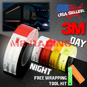 3m 2 X 150 Diamond Grade Conspicuity Reflective Tape Ce Approved Safety Sign