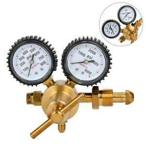 Great Nitrogen Regulator With 0 600psi Delivery Pressure Cga580 Inlet Connection