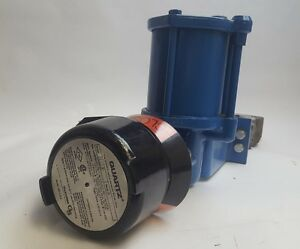 Jamesbury Butterfly Valve Actuator B60s 078 0591 22 Position Sensorswitch Seh90
