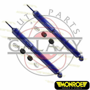 Monroe New Replacement Rear Shocks Pair For Ford Mustang 1994 04