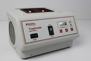 Boekel Tropicooler 260014 Bench Top Digital Block Heater Cooler Excellent Cond