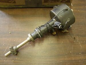 Nos Ford Reman 1958 1964 Large Truck Distributor 292ci 1959 1960 1961 1962 1963