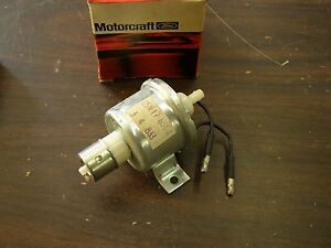 Nos Oem Ford 1966 Mustang Windshield Washer Pump 1965 1966 Galaxie Truck