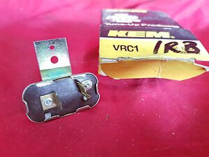 Gr510 Instrument Voltage Regulator Ford C6df 10804 A Kem Vrc1