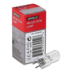 Apolloamp reg Replacement Bulb For 3m 9550 9800 Overhead Projectors 36 Volt