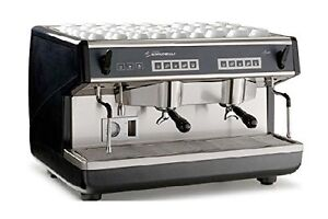 Nuova Simonelli Appia Ii Volumetric 2 Group Espresso Machine Mappia5vol02nd001 W