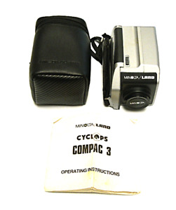 Minolta Land Compac3 Infrared Thermometer Cyclops