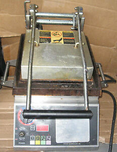 Star Pro Max Gr10it4 Commercial Electric Sandwich Two sided Press Grill