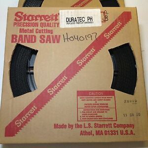 Duratec Ph Band Saw Blades 98550 100 049659133318