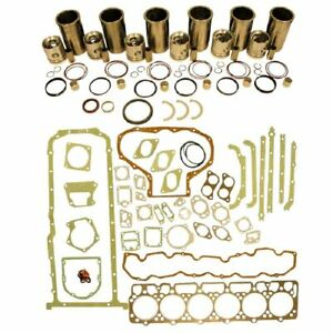1409 6404em John Deere Parts Engine Base Kit 4010 4020