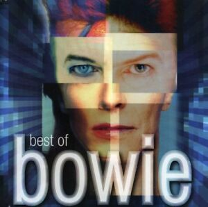 David Bowie Best of Bowie New CD Rmst $12.79