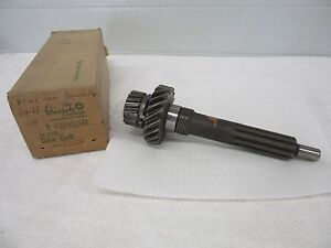 Nos 1964 1965 Gm 3 Speed Transmission Main Drive Gear Gm 3848100 Dp