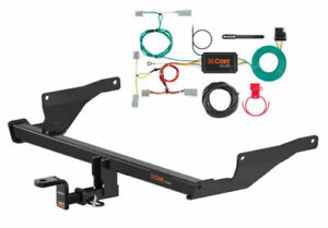 Curt Class 2 Trailer Hitch Wiring W Old style Ball Mount For Mazda Cx 5