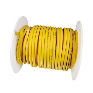 Accel 160090 Spark Plug Wire Roll Super Stock Copper Core 7mm 100ft Yellow
