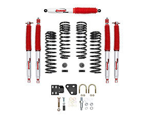Rancho 2 Sport System Lift Kit For 07 09 Jeep Wrangler Jk Unlimited 4wd