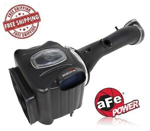 Afe Power Momentum Air Intake W Pro5r 09 15 Gm Silverado Sierra 6 0l Mech Fan