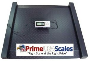 Drum Scale Wheel Chair Scale Floor Scale 2 000 Lb Capacity