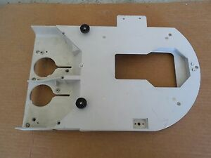 Hp Agilent 18596c Autosampler Injector Tower Tray Mounting Bracket 6890 Gc