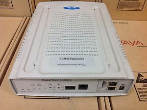 Nortel Networks Bcm50 Digital Trunk Interface Nt9t6400 01