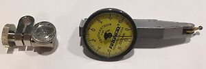 Mahr Federal T 23 Testmaster Dial Test Indicator 0 200m Range 0 002mm Grad
