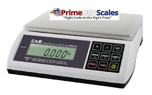 Cas Ed 60 Digital Bench Counter Scale 0 30 X 0 01 Lbs 30 60 X 0 02 Lbs Lega