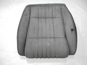 1987 1993 Mustang Front Bucket Seat Bottom With Power Lumbar Driver Tested