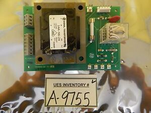 Delta Design 1662040 501 Ac Power Control 1308 Transformer Board Pcb Rev H Used