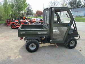 Kawasaki Mule With Cab Atv s Gators