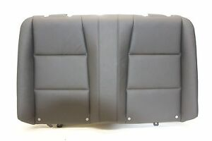 Rear Seat Back Convertible Bmw 128i 135i Oem 2008 2009 2010 2011 2012 08 09 10