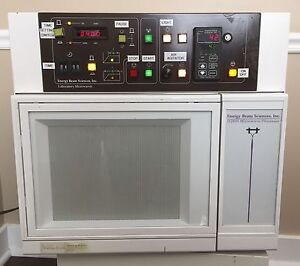 Energy Beam Sciences H2800 Microwave Histology Tissue Processor G teed