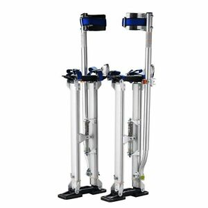 Pentagon Tool Professional 24 40 Silver Drywall Stilts Highest Quality