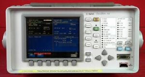 Agilent 37718a 002 012 106 601 Omniber Omniber Communications Performance Analy