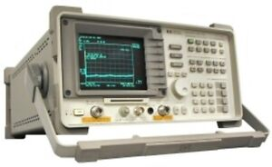 Hp agilent 8592a 21 Portable Spectrum Analyzer 9khz To 22ghz W option 21 Hpib