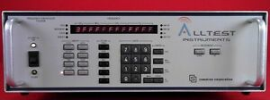 Aeroflex Comstron Fs2000b 18 10 Mhz 18 4 Ghz Frequency Synthesizer