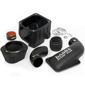 Fits 13 14 Chevy Gmc 6 6l Diesel Banks Ram air Intake System With Dry Filter
