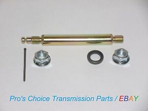 Control Lever Cross Shaft Replacement Kit Fits Gm Th 400 475 3l80 Transmissions